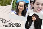 Loạt ảnh thời đi học của dàn hotgirl Việt đình đám: Hoá ra ai cũng có một thời trông quê quê, xấu xấu... dậy thì rồi mới lột xác đỉnh cao