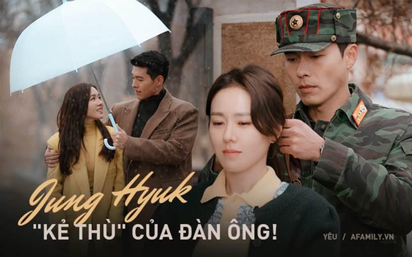 Jung Hyuk, anh nợ đàn ông chúng tôi một lời xin lỗi sâu sắc đấy!-1