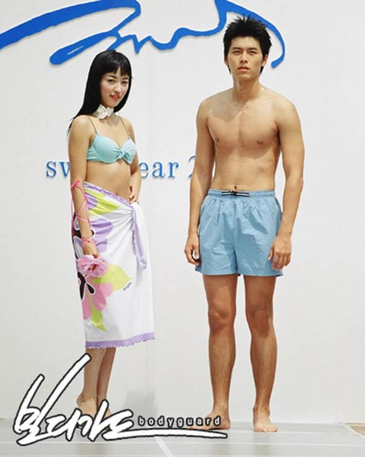 Khi dân tình đang săn lùng bằng chứng hẹn hò của Hyun Bin với Son Ye Jin thì fanti lại đào mộ loạt ảnh mát mẻ khoe body siêu hài hước thế này-2