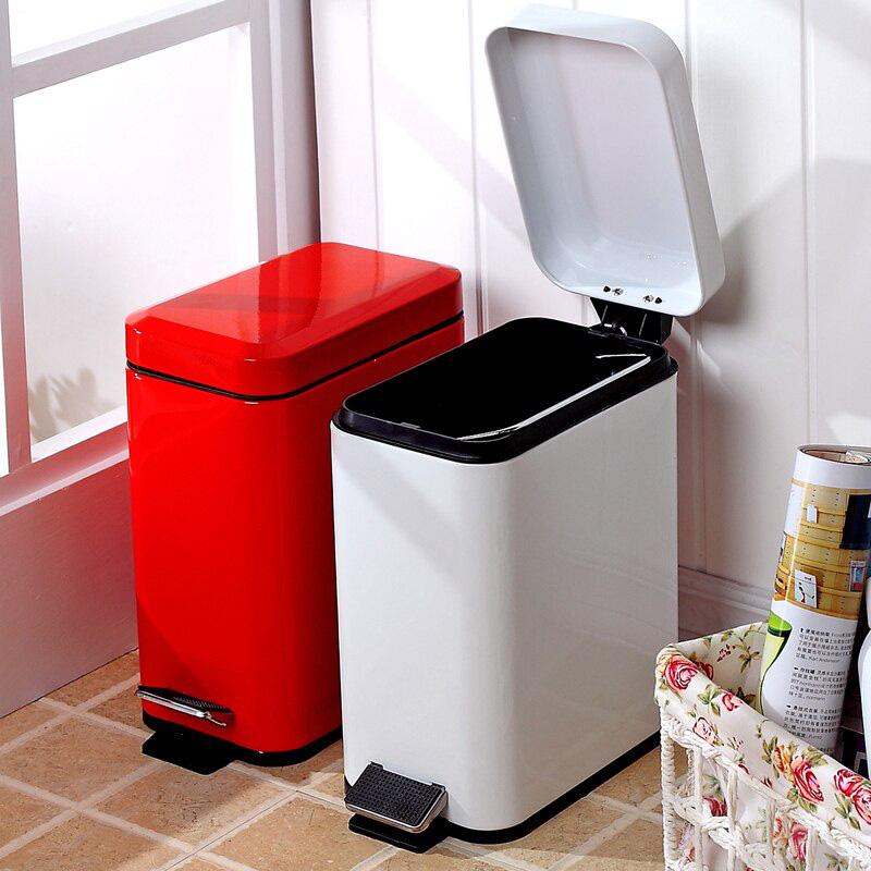 Cách đơn giản để thùng rác nhà bạn khỏi mùi khó chịu và sạch bóng côn trùng-2
