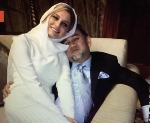 Hoa khôi Nga bất ngờ chia sẻ chuyện thâm cung bí sử: Bị vợ cũ của cựu vương Malaysia gọi điện dằn mặt chỉ sau 2 ngày kết hôn-1