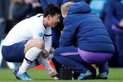 Son Heung-min bị gãy tay, phải tiến hành phẫu thuật ngay lập tức và có nguy cơ nghỉ hết mùa giải