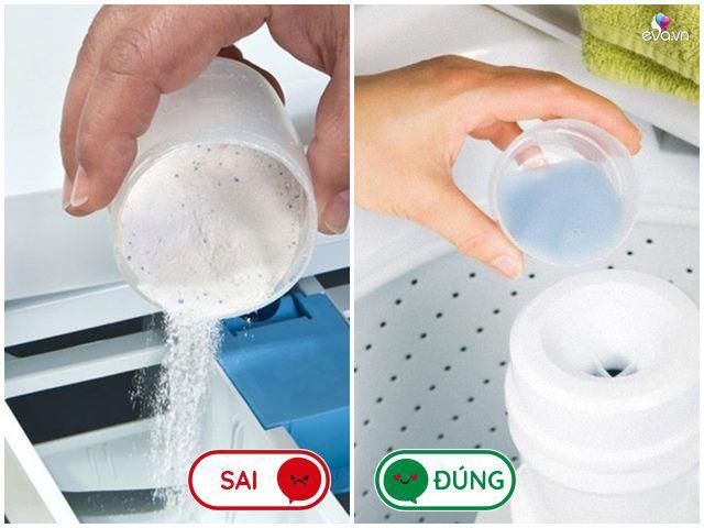 6 sai lầm phổ biến khi dùng máy giặt làm tốn cả triệu tiền điện, máy lại nhanhhỏng-1
