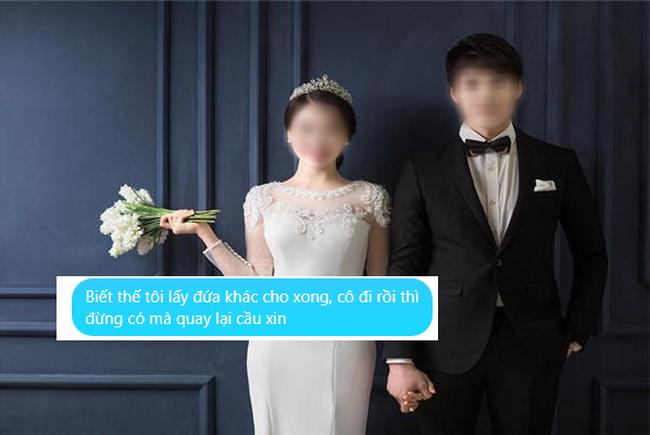 Sau lễ ăn hỏi, chồng buông câu: Biết thế này cưới đứa khác cho xong, cô dâu mới quyết định vùng lên với màn hủy hôn dứt khoát-1