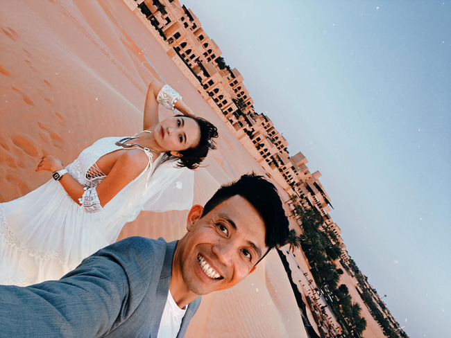 Mất tích hơn tháng trời trên Instagram, Mina Phạm - vợ 2 Minh Nhựa bất ngờ tái xuất với diện mạo khác lạ, bớt hẳn photoshop-3