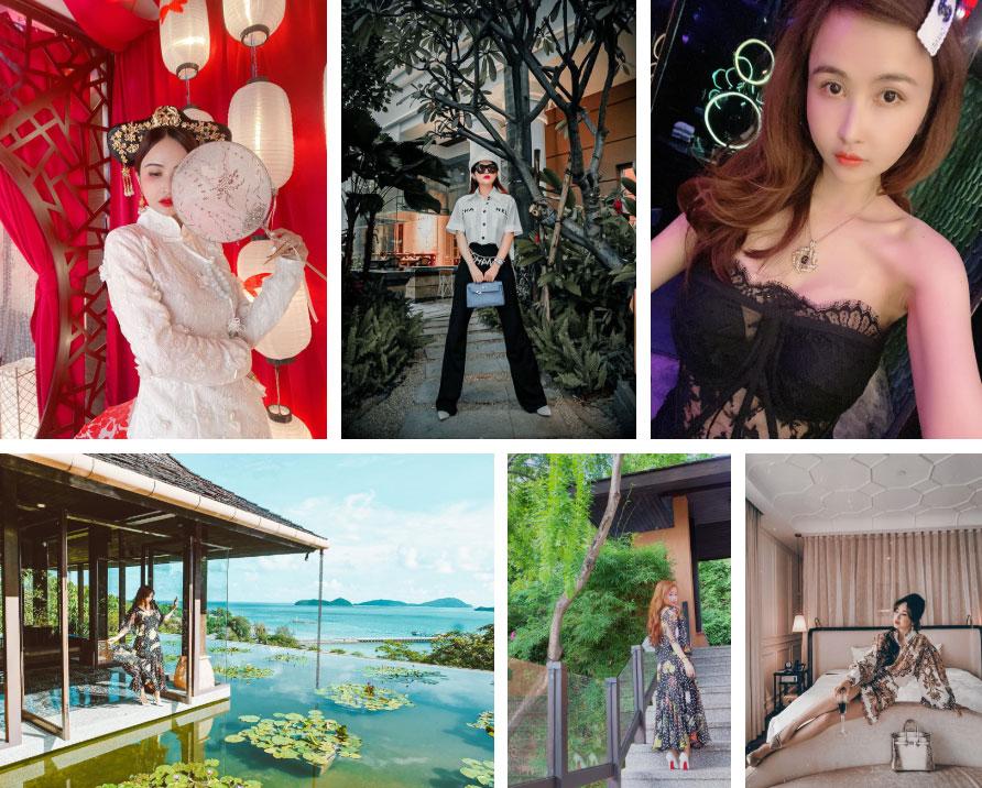 Mất tích hơn tháng trời trên Instagram, Mina Phạm - vợ 2 Minh Nhựa bất ngờ tái xuất với diện mạo khác lạ, bớt hẳn photoshop-4