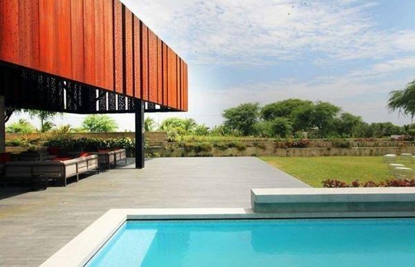Những căn nhà chất hơn nước cất không cần đến gạch vữa-13