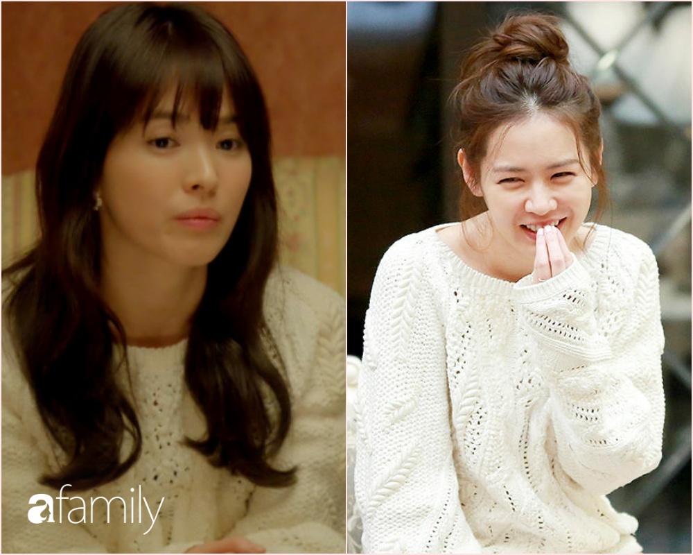 Song Hye Kyo đụng hàng Son Ye Jin: Đều xinh đẹp ngút ngàn nhưng thần thái liệu có cách biệt?-1
