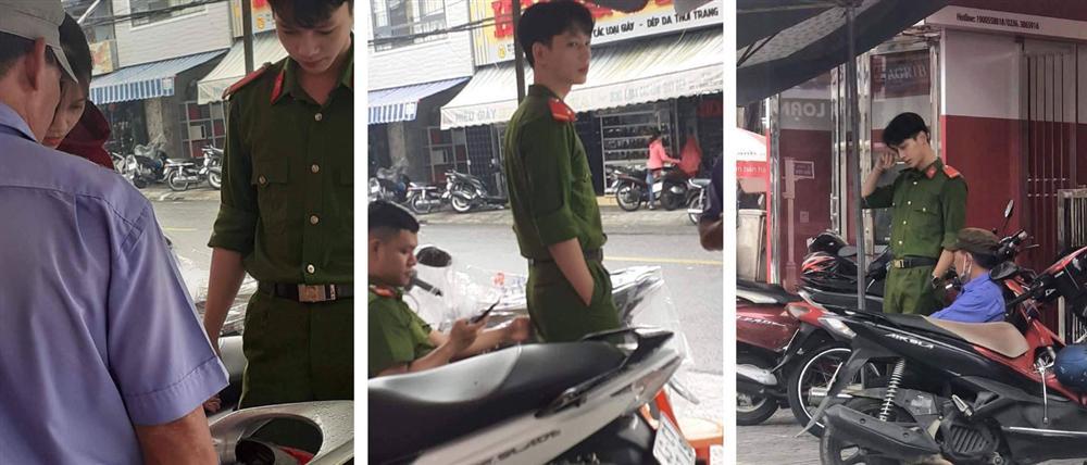Bật mí về bức ảnh chàng công an đẹp như hot boy Hàn Quốc khiến các cô gái ráo riết truy tìm-2