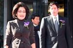 """Lee Myung Hee: Con gái út tài giỏi nhà Samsung, bà mẹ chồng từng khiến con dâu là cựu Hoa hậu Hàn """"lên bờ xuống ruộng"""""""