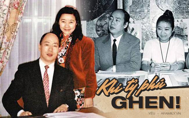 Cách xử vợ ngoại tình siêu cao tay của tỷ phú Hong Kong: Một tuyên bố duy nhất khiến vợ hoảng hốt quay đầu và chuyện tình yêu kỳ lạ đến khi nhắm mắt xuôi tay-1