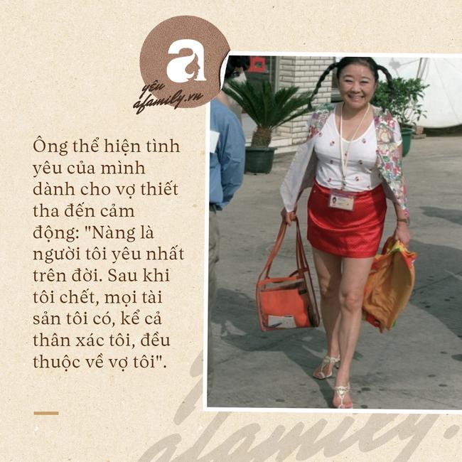 Cách xử vợ ngoại tình siêu cao tay của tỷ phú Hong Kong: Một tuyên bố duy nhất khiến vợ hoảng hốt quay đầu và chuyện tình yêu kỳ lạ đến khi nhắm mắt xuôi tay-4