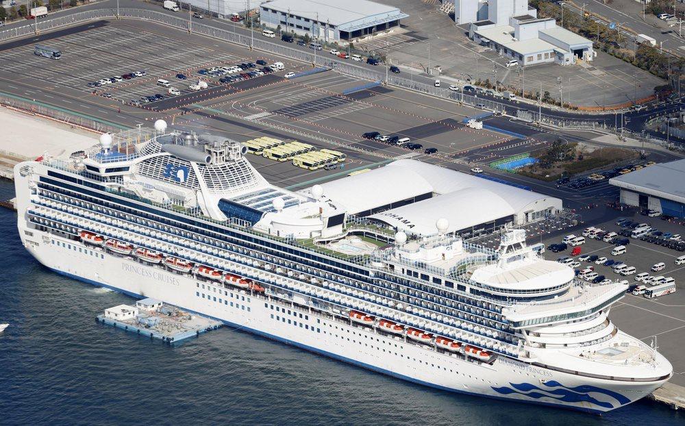 Cách ly thất bại, du thuyền ở Nhật trở thành lồng ấp virus-2