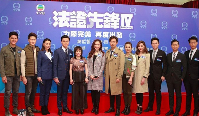 Bằng chứng thép 4 trên TVB: Sao nữ 65 tuổi - Mễ Tuyết, bố Tạ Đình Phong 84 tuổi gây sốc vì quá trẻ đẹp-2