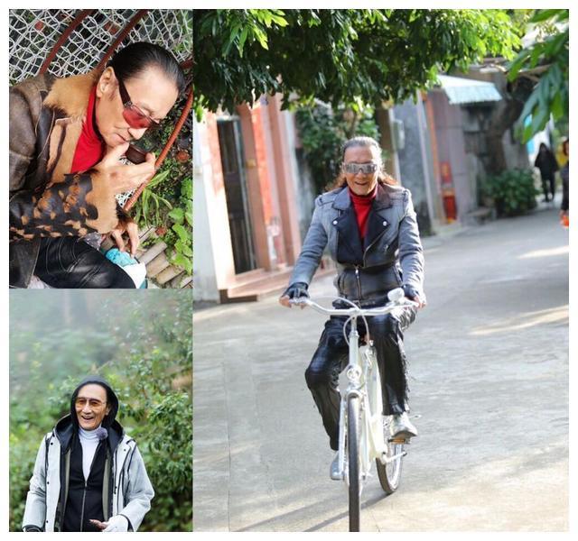 Bằng chứng thép 4 trên TVB: Sao nữ 65 tuổi - Mễ Tuyết, bố Tạ Đình Phong 84 tuổi gây sốc vì quá trẻ đẹp-9