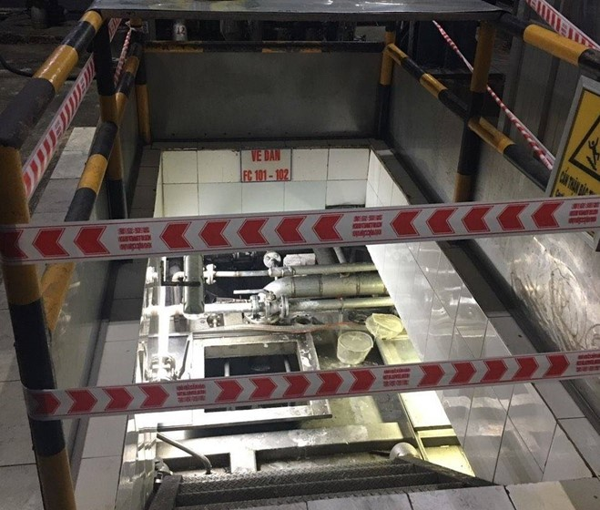 Công nhân tử vong trong bồn chứa của công ty Vedan-1