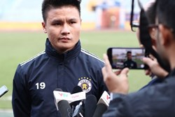 Hay bị bàn tán chuyện riêng tư, Quang Hải lên tiếng: