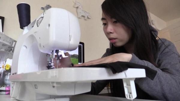 Cô gái gốc Việt chế tạo áo khoác thời trang chống đạn giá rẻ đầu tiên trên thế giới-4