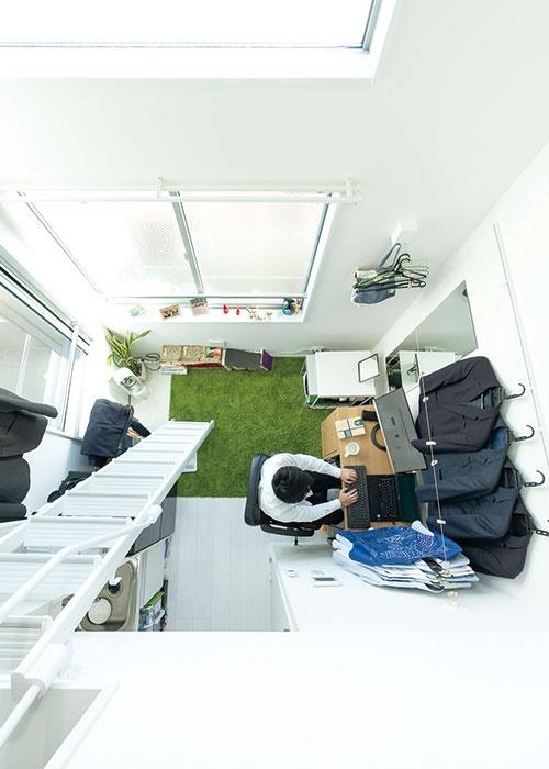 Thăm những căn hộ siêu nhỏ chỉ có 4m² được sử dụng phổ biến bởi những người trẻ tại Nhật-1