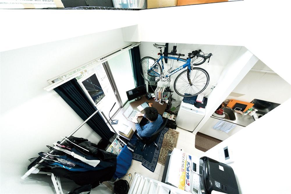 Thăm những căn hộ siêu nhỏ chỉ có 4m² được sử dụng phổ biến bởi những người trẻ tại Nhật-2