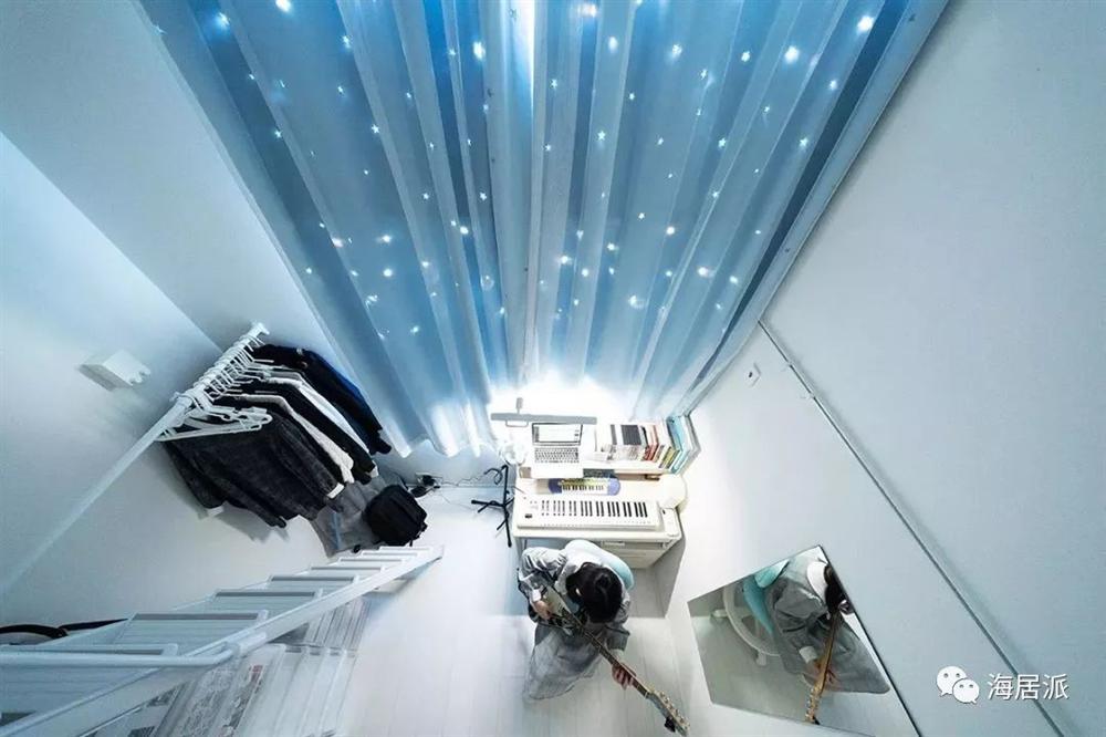 Thăm những căn hộ siêu nhỏ chỉ có 4m² được sử dụng phổ biến bởi những người trẻ tại Nhật-3