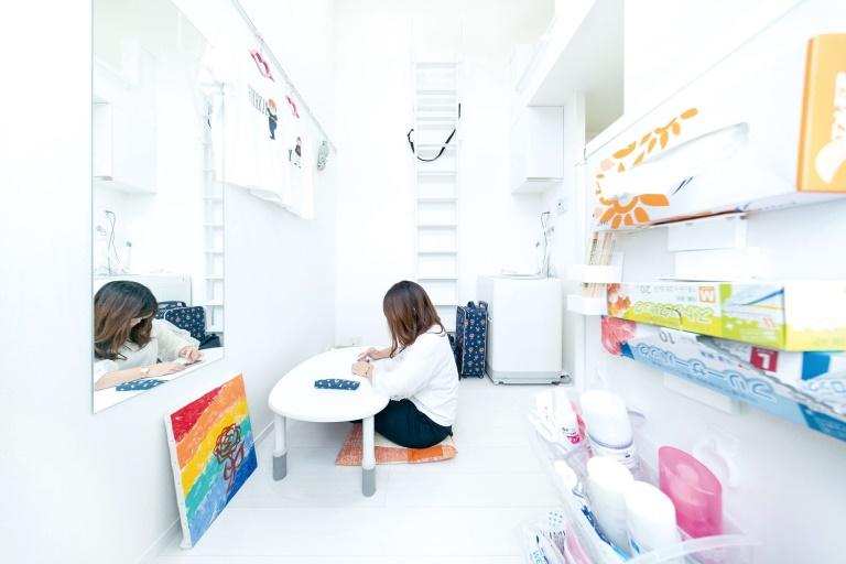 Thăm những căn hộ siêu nhỏ chỉ có 4m² được sử dụng phổ biến bởi những người trẻ tại Nhật-5