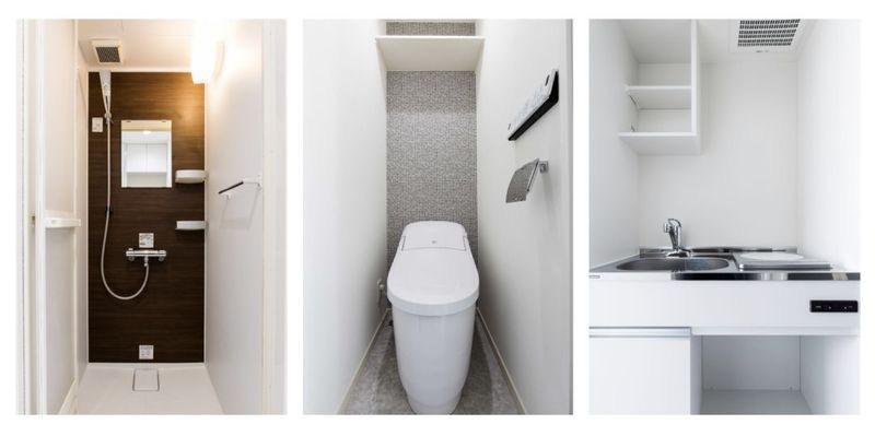 Thăm những căn hộ siêu nhỏ chỉ có 4m² được sử dụng phổ biến bởi những người trẻ tại Nhật-10