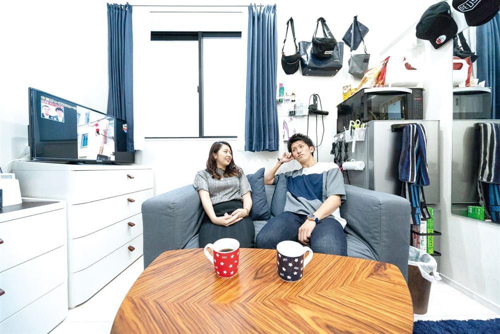 Thăm những căn hộ siêu nhỏ chỉ có 4m² được sử dụng phổ biến bởi những người trẻ tại Nhật-11