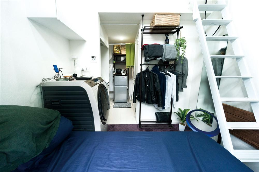 Thăm những căn hộ siêu nhỏ chỉ có 4m² được sử dụng phổ biến bởi những người trẻ tại Nhật-14