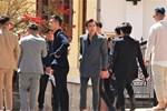 Biệt thự tổ chức lễ cưới Tóc Tiên và Hoàng Touliver che bạt kín mít-1