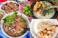 Ấm bụng ngày cuối đông với 5 hàng cháo thơm ngon, nóng hổi ở Hà Nội