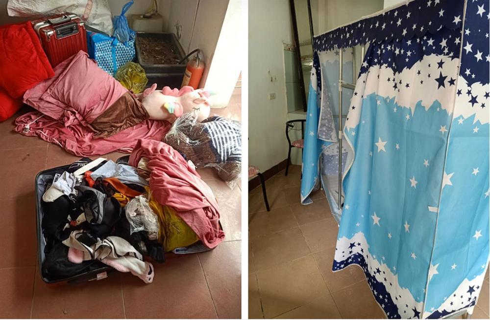 Chưa kịp dọn phòng để trả, cô gái được chủ nhà tốt bụng dọn giúp nhưng đến khi nhận đồ mới tá hỏa nhận lại 1 vali toàn đồ cũ-3