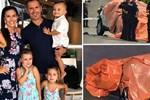 Sốc: Cựu sao bóng bầu dục phóng hỏa thiêu chết vợ và ba con nhỏ trước khi rút dao tự kết liễu mạng sống