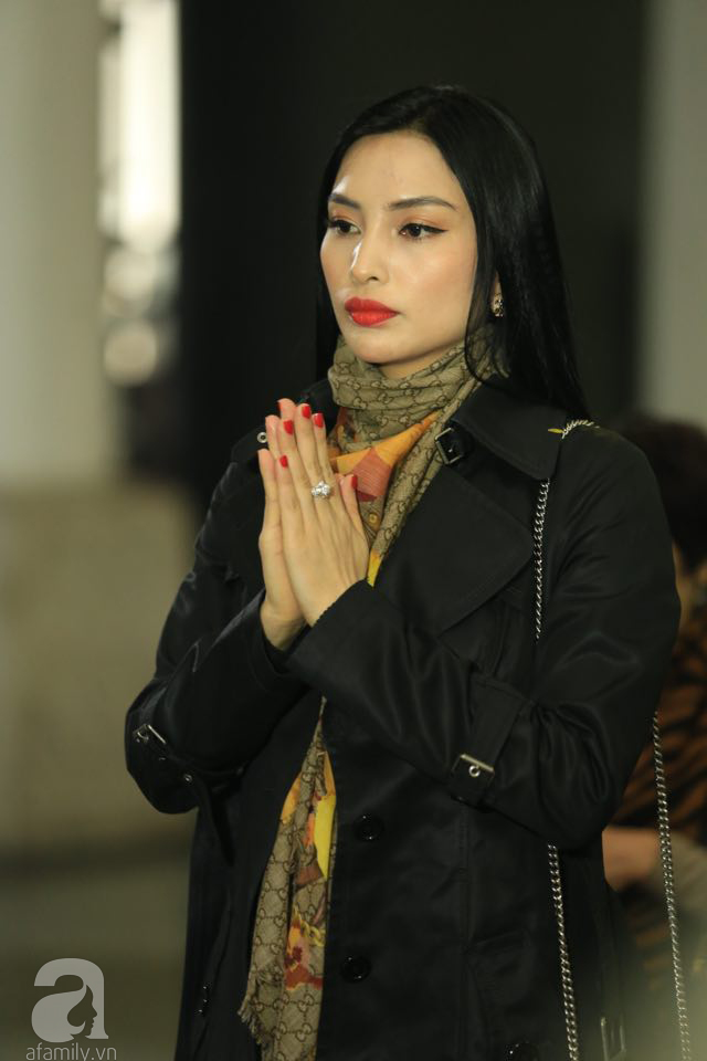 NS Xuân Bắc, ca sĩ Thanh Lam cùng rất đông các nghệ sĩ Việt rơi nước mắt khi tới tiễn đưa NSƯT Vũ Mạnh Dũng về nơi an nghỉ cuối cùng-31