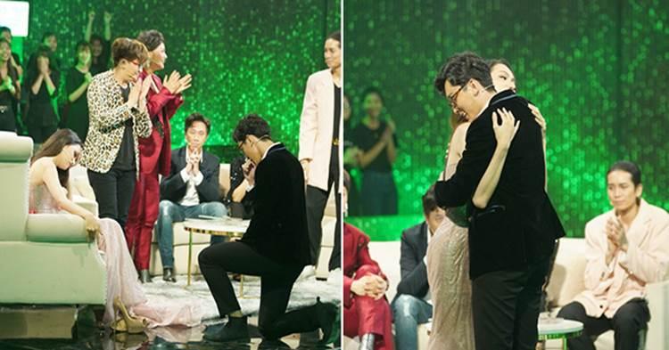 Xôn xao hotboy từng cầu hôn Hương Giang ở Người ấy là ai lộ ảnh nhạy cảm-1