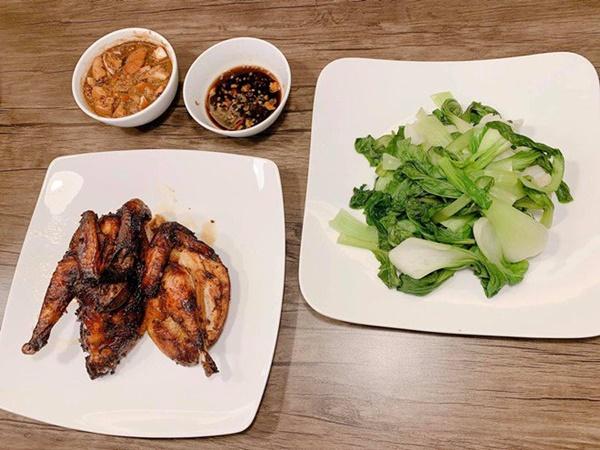 Chăm nấu cơm cho vợ 9x xinh đẹp,Dương Khắc Linh cũng nhận lại kết quả ấm lòng-13