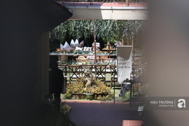 Không gian tiệc cưới bí mật của Tóc Tiên: Khung cảnh lãng mạn như trong phim nhưng đã bị rào kín nội bất xuất, ngoại bất nhập-4
