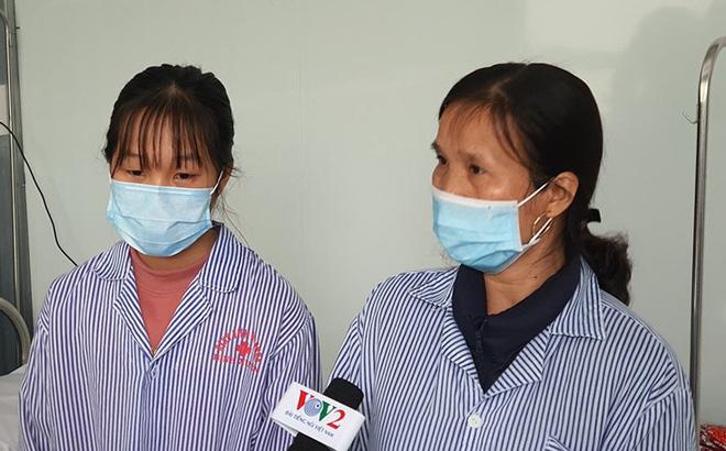 Áp lực khủng khiếp của mẹ nữ công nhân Vĩnh Phúc nhiễm Covid-19 và lời xin lỗi cộng đồng vì để lây lan virus-1