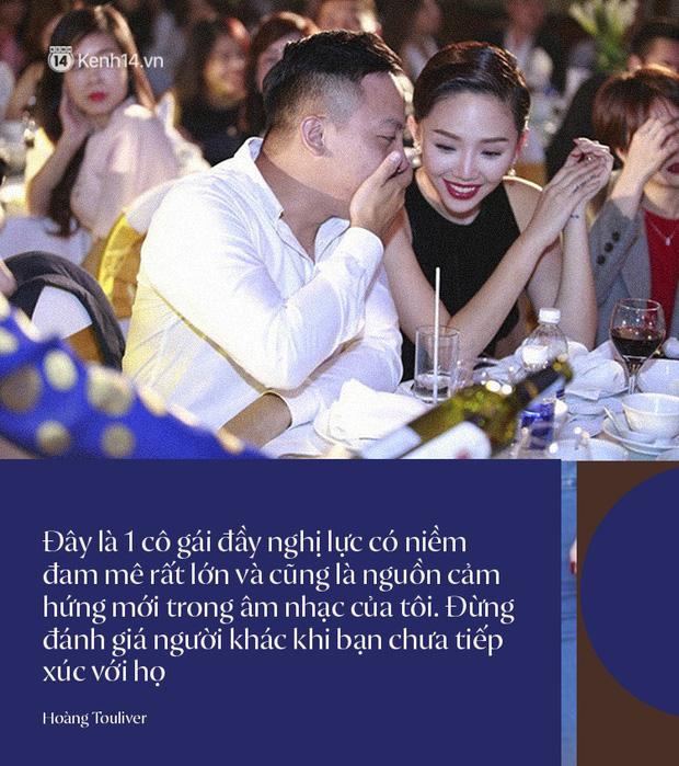 Tóc Tiên - Hoàng Touliver: 4 năm yêu với những câu nói không ngôn tình nhưng đầy ấm áp và trân trọng!-5