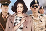 """Hai chàng 'Đại úy' đi qua cuộc đời Song Hye Kyo: Đều giàu có và điển trai nhất nhì showbiz nhưng Hyun Bin lại """"ghi điểm"""" hơn Song Joong Ki ở điểm này?"""