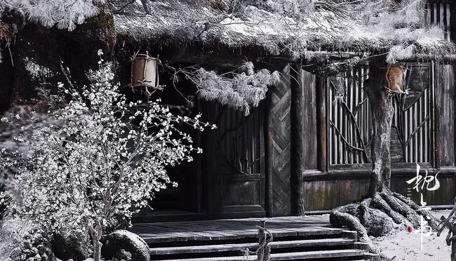 Tam sinh tam thế Chẩm thượng thư lần đầu công bố: Khung cảnh yêu đương đẹp mê mẩn của Địch Lệ Nhiệt Ba - Cao Vỹ Quang-7