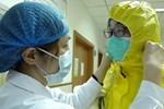 Bên trong phòng chăm sóc tích cực bệnh nhân nhiễm Covid-19 ở Vũ Hán-1