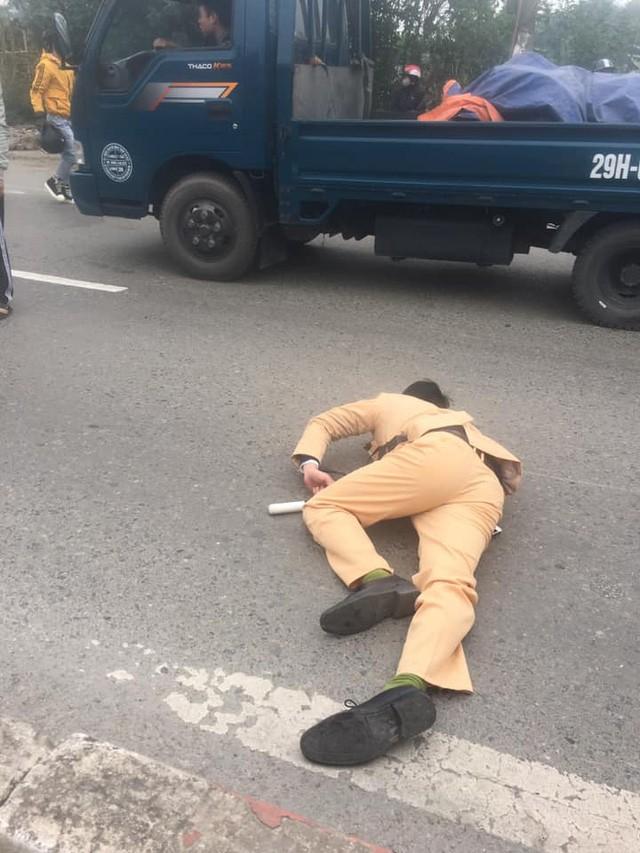 Danh tính nam thanh niên chở cô gái đâm gục CSGT ở Hà Nội-2