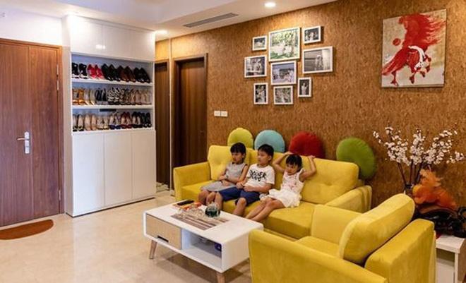 Bảo Thanh tiếp tục khoe nhà mới, bày tỏ nguyện vọng đặc biệt với chồng-2