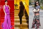 SAO MẶC XẤU: Lệ Quyên mặc đầm rườm rà như rèm cửa - Thúy Vi lộ nội y kém duyên