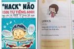 Bức xúc trước sách Tiếng Anh dạy học vẹt, minh họa bằng hình ảnh trẻ hút thuốc lào, con thản nhiên xúc phạm mẹ