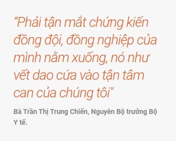 Nguyên Bộ trưởng Y tế: Việt Nam nhất định vượt qua Covid-19-3