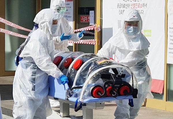 Thành phố Daegu đóng cửa đìu hiu sau khi trở thành tâm dịch virus corona lớn nhất Hàn Quốc, vào diện chăm sóc đặc biệt-2