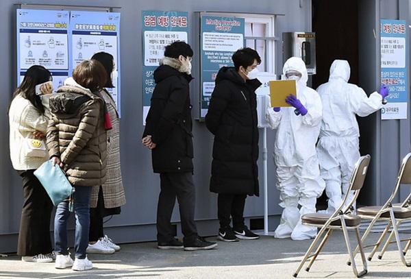 Thành phố Daegu đóng cửa đìu hiu sau khi trở thành tâm dịch virus corona lớn nhất Hàn Quốc, vào diện chăm sóc đặc biệt-8