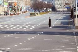 Thành phố Daegu đóng cửa đìu hiu sau khi trở thành tâm dịch virus corona lớn nhất Hàn Quốc, vào diện
